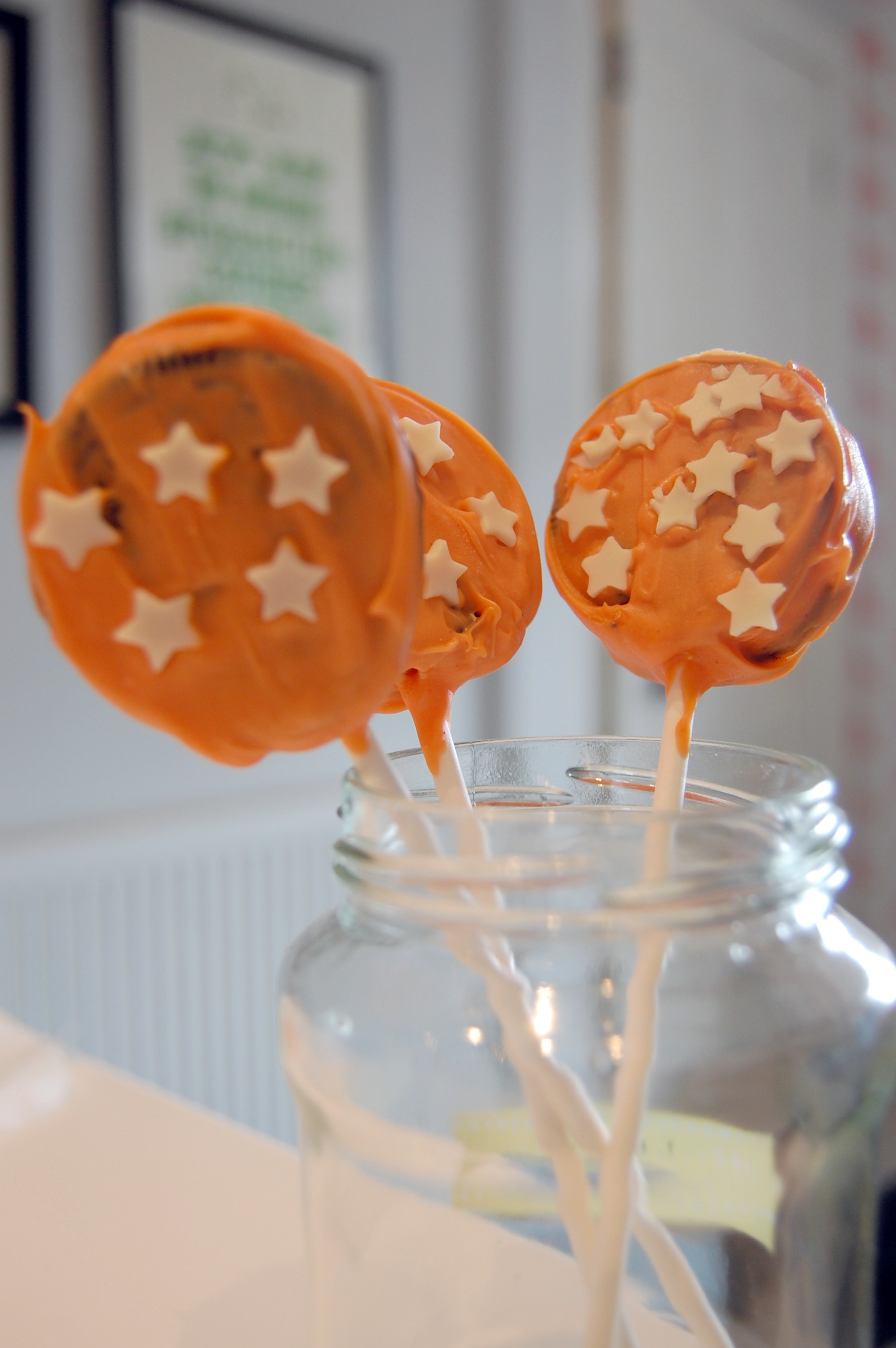 biscuitpopsjar Because its Tuesday... how to make not cake pops