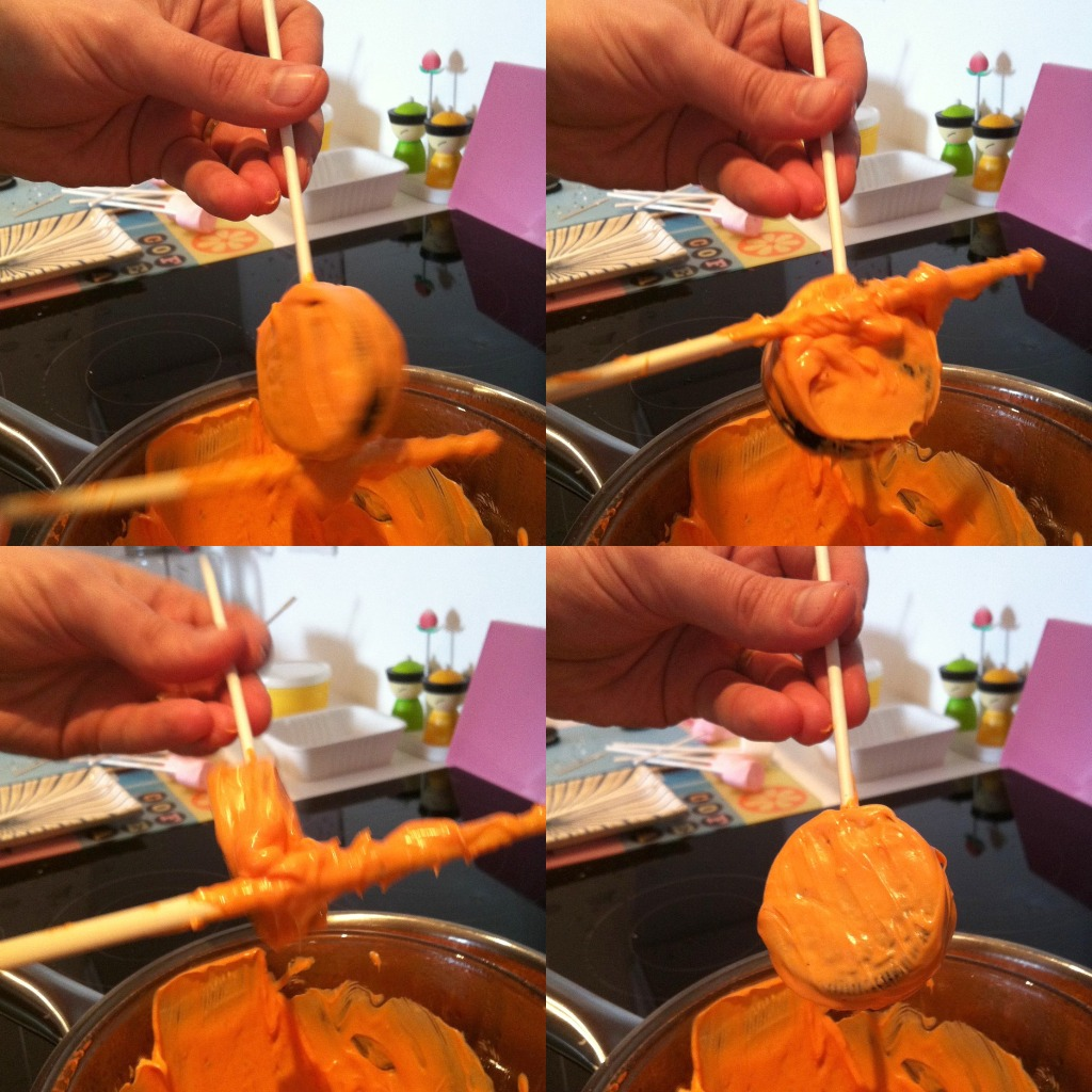 chopstick howto Because its Tuesday... how to make not cake pops