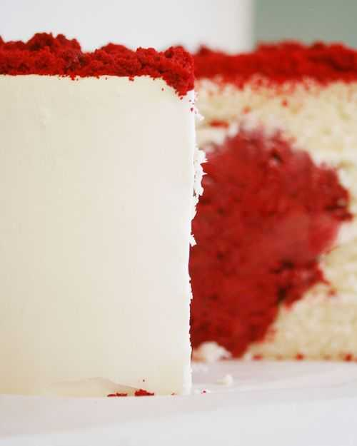 6a00e551040fb788340120a7d42ef8970b 500wi You had me at cake... heart cake and heart bunting