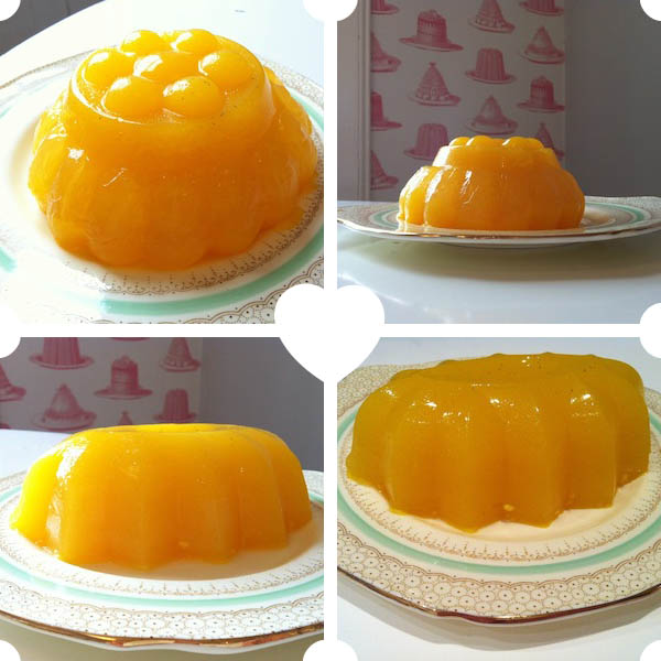 jelliesx4 Wibble wobble... how to make vintage jelly in glass moulds