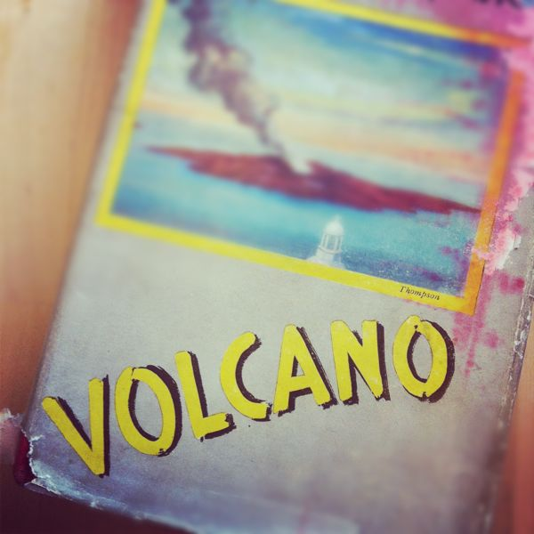 volcano1 My favourite ever thrifty find... and some car boot tips