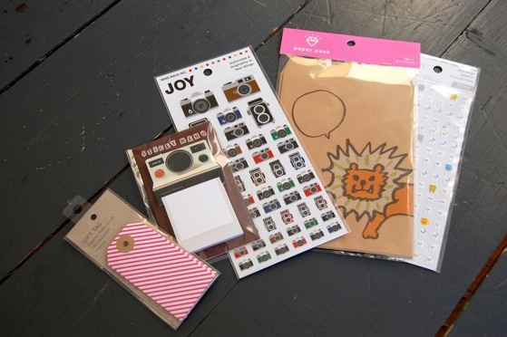 DSC 0484 Japan finds: a tape elephant, washi tape stamps and more