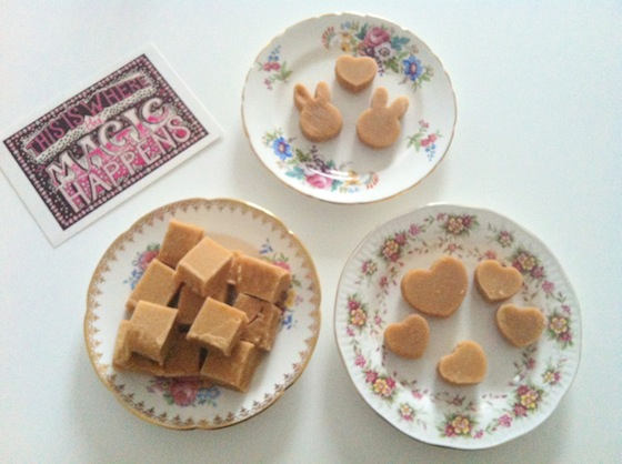 IMG 7141 Life is sweet (or how to make Scottish tablet... the most sugary sweet thing ever)