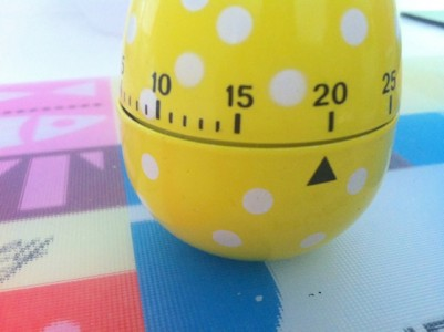 IMG 7154 401x300 Spotty egg timer  by Conversation Pieces