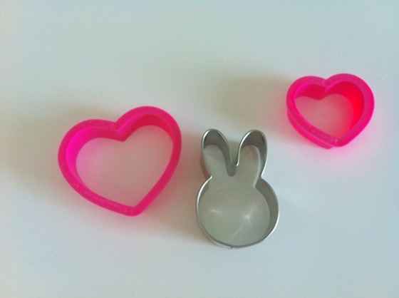 hearts and bunnies – by Conversation Pieces