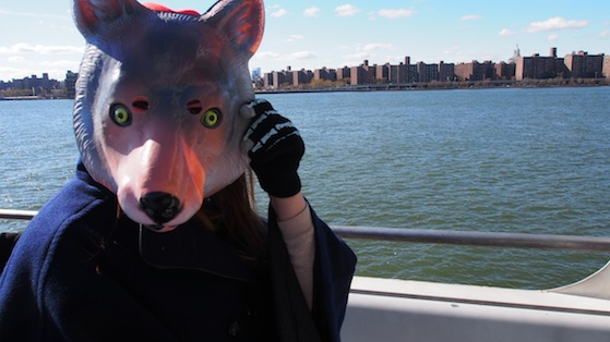 conversation pieces blog wolf A trip to New York... or the holiday and the hurricane
