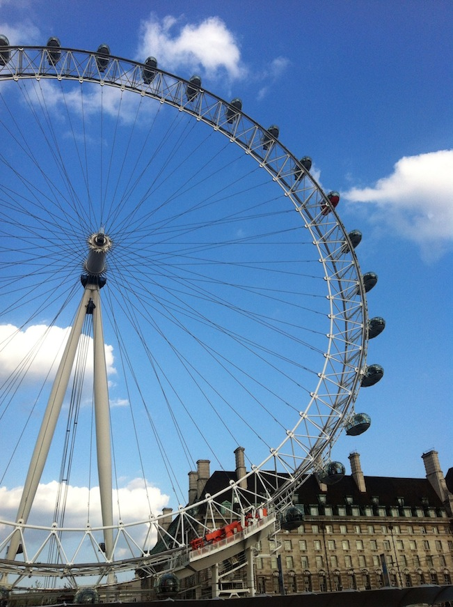 london eye convo pieces Gonna write another travelling song... 6 weeks of London, Edinburgh, Aviemore, Dublin and San Francisco