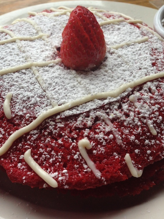 Red Velvet Pancake – Convo Pieces The Red Velvet Pancake experiment... a tasty (but cautionary) tale