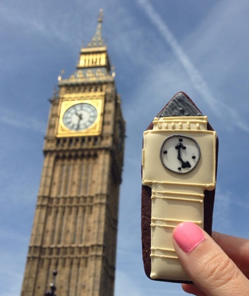 Take a tour inside Big Ben