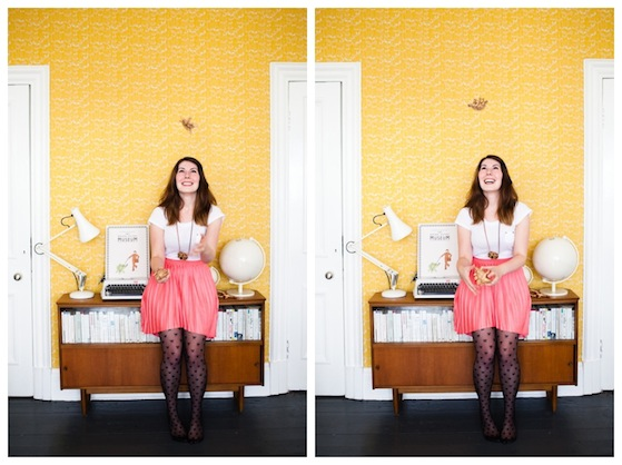 What it's really like to have a photo shoot at your apartment