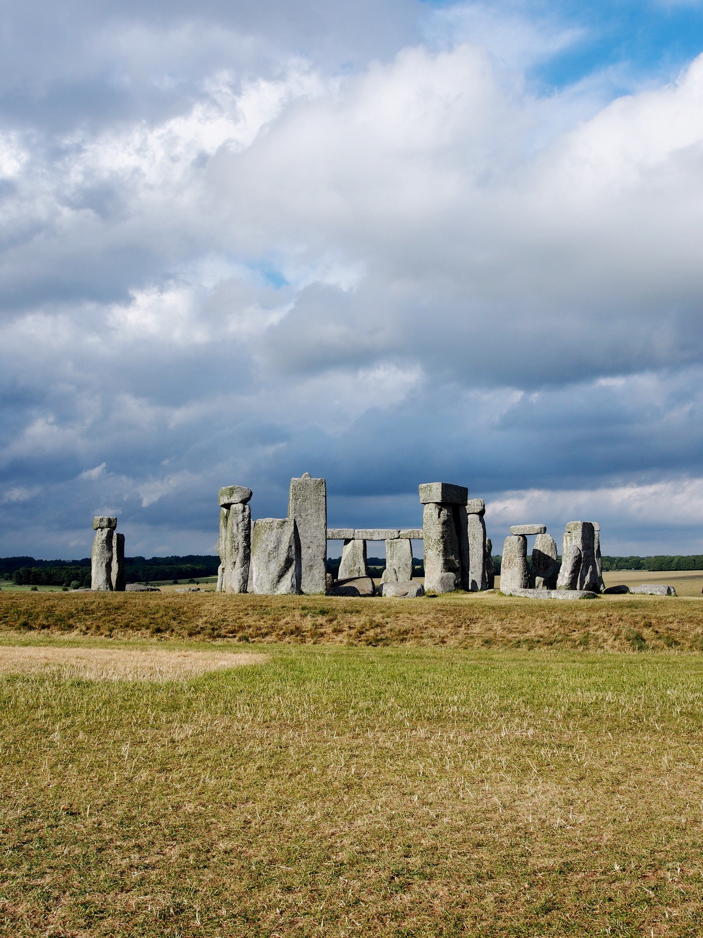 Summer evening at Stonehenge, Wiltshire, England | Conversation Pieces