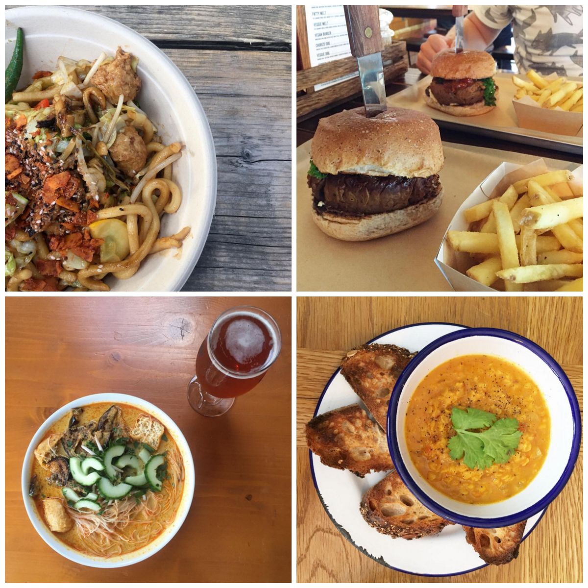 Conversation Pieces' London vegan guide